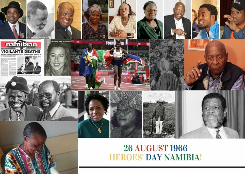Namibia Heroes Day